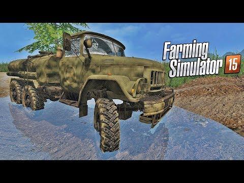 Army Truck FS15 v1.0