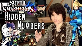 Is this true? Hidden numbers found in the Direct-Game Chaps