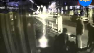 Wyciekły kolejne nagrania z kamer, SZOK, poseł WIPLER bije policjantkę!