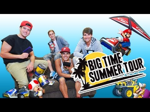 Big Time Rush : Backstage Pass Nintendo DS