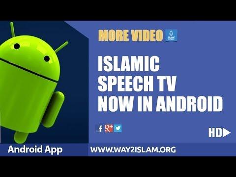 Video of Islamic Speech TV
