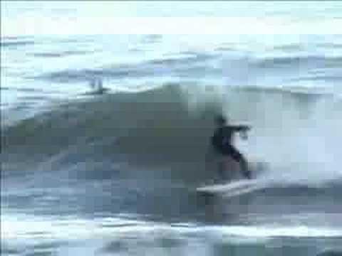 Surf nas Marolas - Praia do Francês