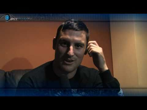 Parkway Drive - Fans ask Winston at Imperial Clothing Never Say Die Tour ! | PitCam