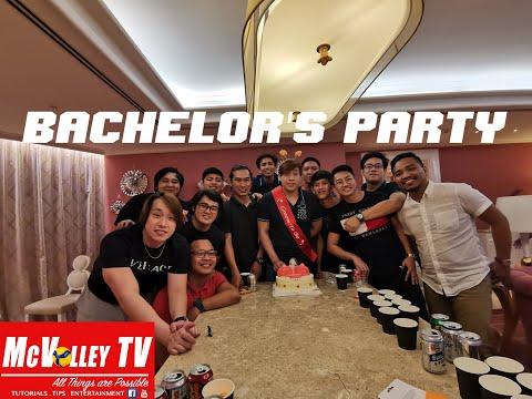 Bachelor's Party Idea