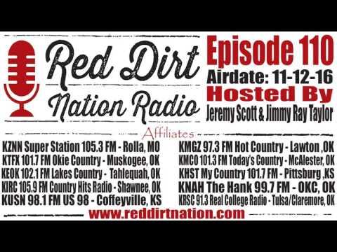 Red Dirt Nation Radio - Episode 110