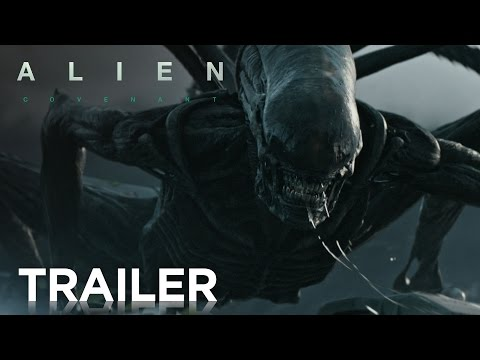 Alien Covenant Official Trailer 774005789935285294