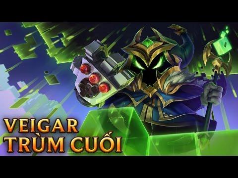 Veigar Trùm Cuối - Final Boss Veigar