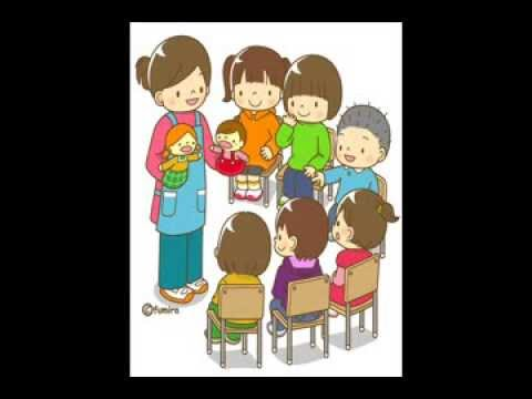 上水田幼稚園の歌