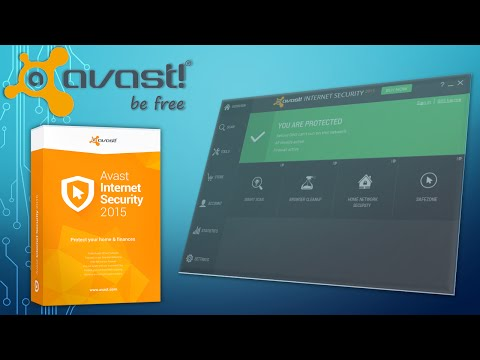 Avast Internet Security tutorial