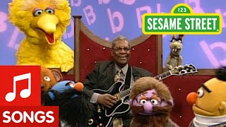 Download Lagu Sesame Street: B. B. King: The Letter B Mp3