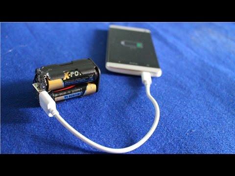 Come rendere una batteria esterna | semplice ed economico