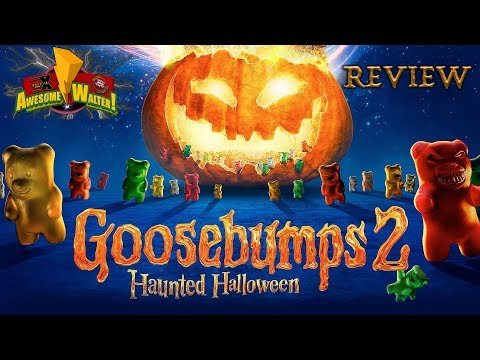 Goosebumps 2: Haunted Halloween Review