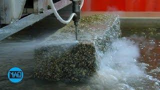 Video Beginilah Alat Semprot Air Dipakai Memotong Besi Baja ! Bagaimana Caranya ? MP3, 3GP, MP4, WEBM, AVI, FLV April 2019