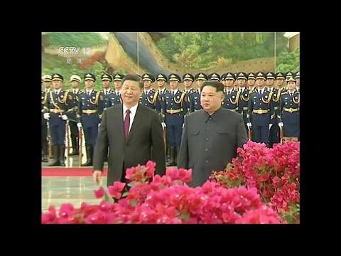 Στο Πεκίνο ο Κιμ Γιονγκ Ουν!