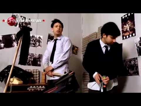 Mira lo que pasó con los instrumentos de Sudamerican Rockstars | El Club de la Comedia