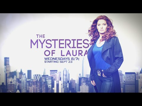 The Mysteries of Laura Season 2 (Promo)