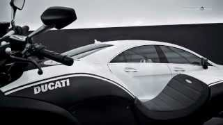 6. 2012 Ducati Diavel AMG Mercedes-Benz Special Edition