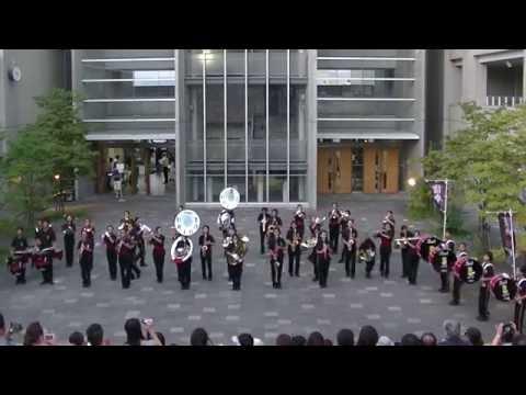 猪子石中学校吹奏楽部 2016東邦納涼音楽祭