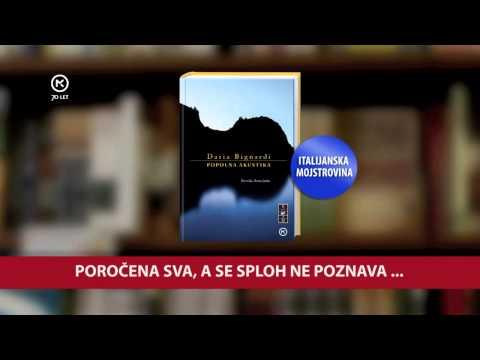 Popolna akustika, Daria Bignardi Mladinska knjiga, 2015
