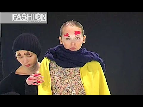 DANIELA GREGIS Fall 2010 Milan - Fashion Channel видео