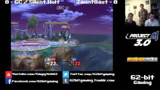 Silent Wolf (Wolf) vs. Jamnt0ast (Falco) Some quality wolf playing.[4:52]
