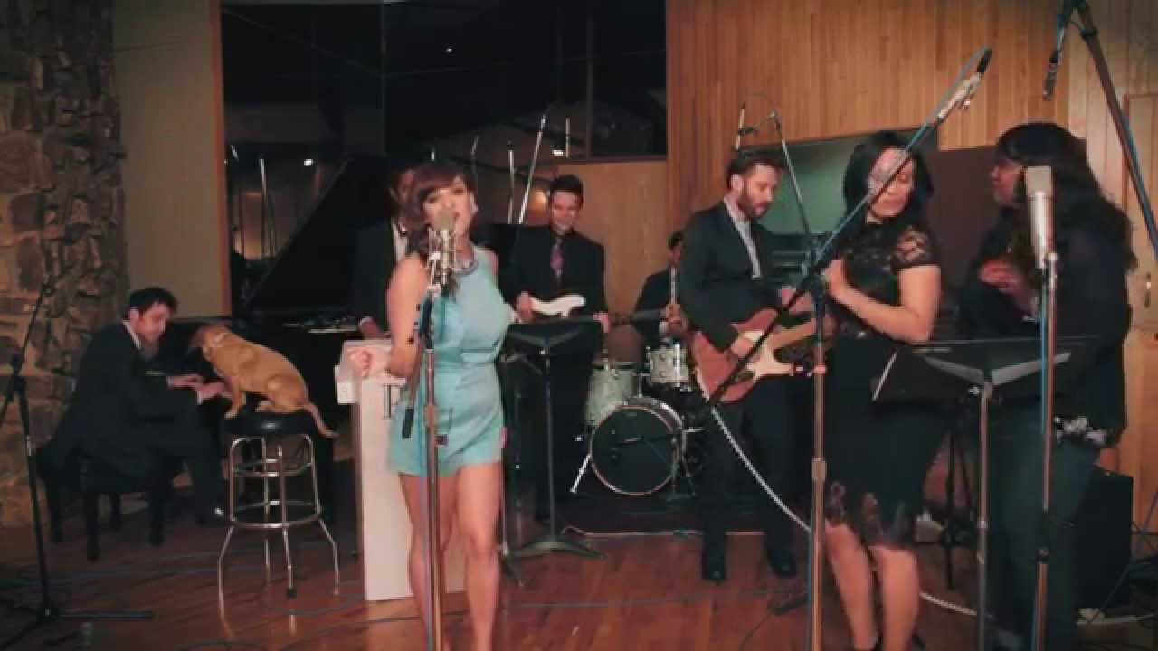 "Poison – Vintage ""Old Jack Swing"" Bell Biv Devoe Cover ft. Shoshana Bean"