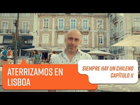 Capítulo 11: Lisboa | Siempre hay un chileno 2018