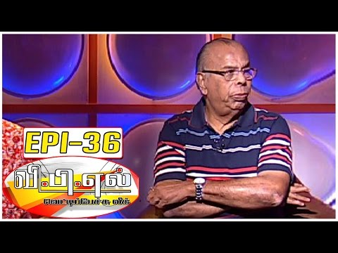 Should Man Obey his wife for Happy Life ? | VPL with Bosskey #36 - Fun and Chat | Kalaignar TV