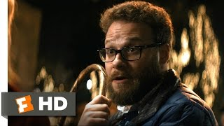 The Night Before  8 10  Movie Clip   The Talking Nativity  2015  Hd