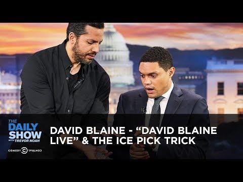 David Blaine -