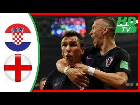 Croatia vs England 2 1 Highlights 2018