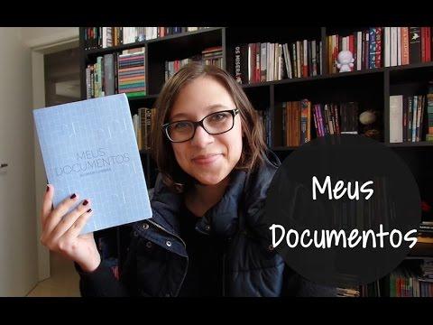 Meus Documentos - Vamos falar sobre livros? #188 #vedj