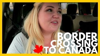 Whitehorse (YT) Canada  city photo : CROSSING THE BORDER | Beaver Creek, Yukon to Whitehorse, Yukon | S2E82