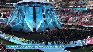 Alunos do Senai de Bauru conquistam medalhas em competição na Rússia