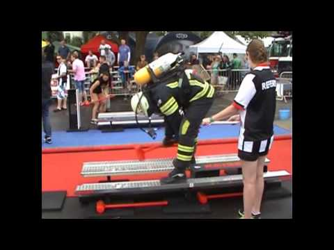 1. Mosel Firefighter Combat Challenge Ediger-Eller 2014 (видео)