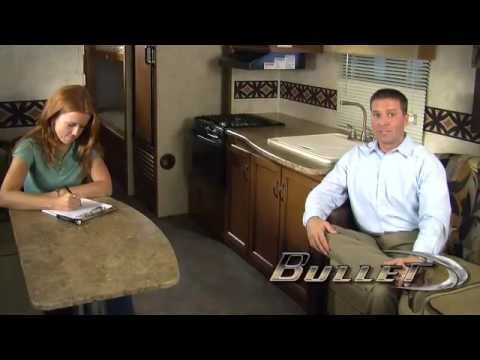 Keystone RV thumbnail for Video: Keystone Bullet Interior Tour