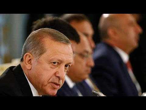 Τελεσίγραφο Ερντογάν προς Ουάσιγκτον: «Ή την Τουρκία ή τον Γκιουλέν »