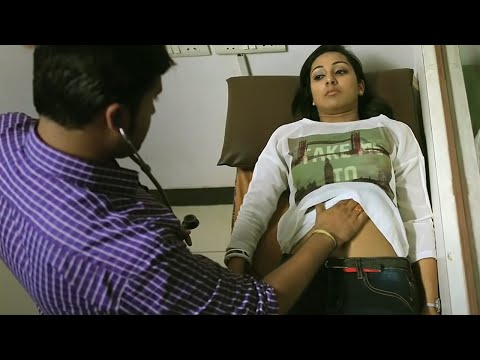 Best Romantic Scenes in Clinic   Patient With Doctor   Top 10 Romance Scenes In South Movies    PV
