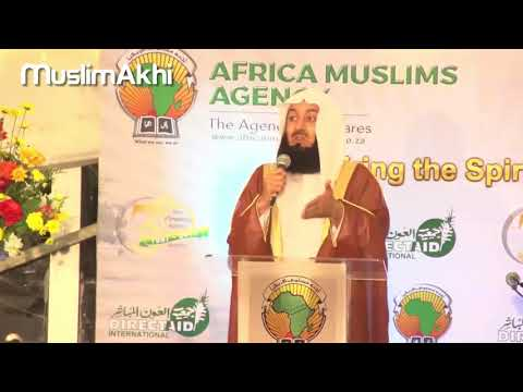 How To Be A Successful Person - Mufti Menk (Islamic Lecture in English)