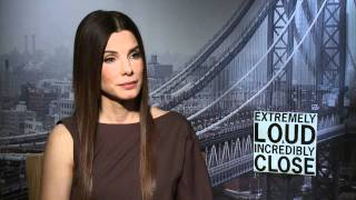 Nonton EXTREMELY LOUD AND INCREDIBLY CLOSE: Sandra Bullock Talks About The Film Film Subtitle Indonesia Streaming Movie Download