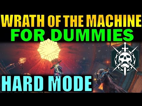 wrath of the machine mode guide