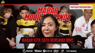 Video ONIC ESPORTS - MABAR KITA SATU BERSAMA ONIC!!! MP3, 3GP, MP4, WEBM, AVI, FLV April 2019