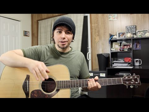 My top 3 easy acoustic guitar covers - beginner friendly!
