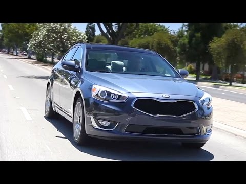 2014 Kia Cadenza Review – Kelley Blue Book