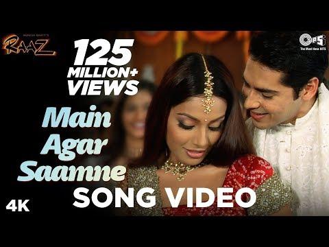 Main Agar Saamne Song Video - Raaz | Dino Moreo & Bipasha Basu | Abhijeet & Alka Yagnik