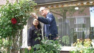Mijn mooie tuin met mevrouw Munanah