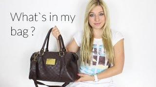 What`s in my bag ? [ TAG ]