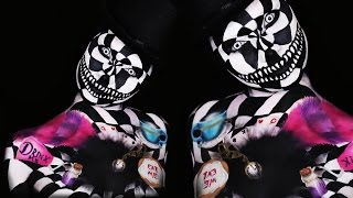 Down the Rabbit Hole Makeup Tutorial (Alice in Wonderland) by Madeyewlook