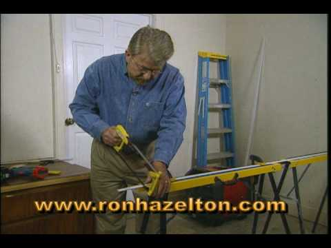 How to Install Weatherstripping Around a Door