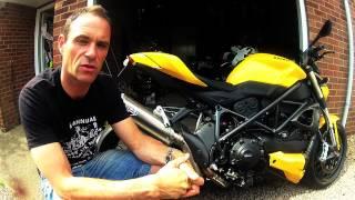 10. Ducati 848 Streetfighter longterm report